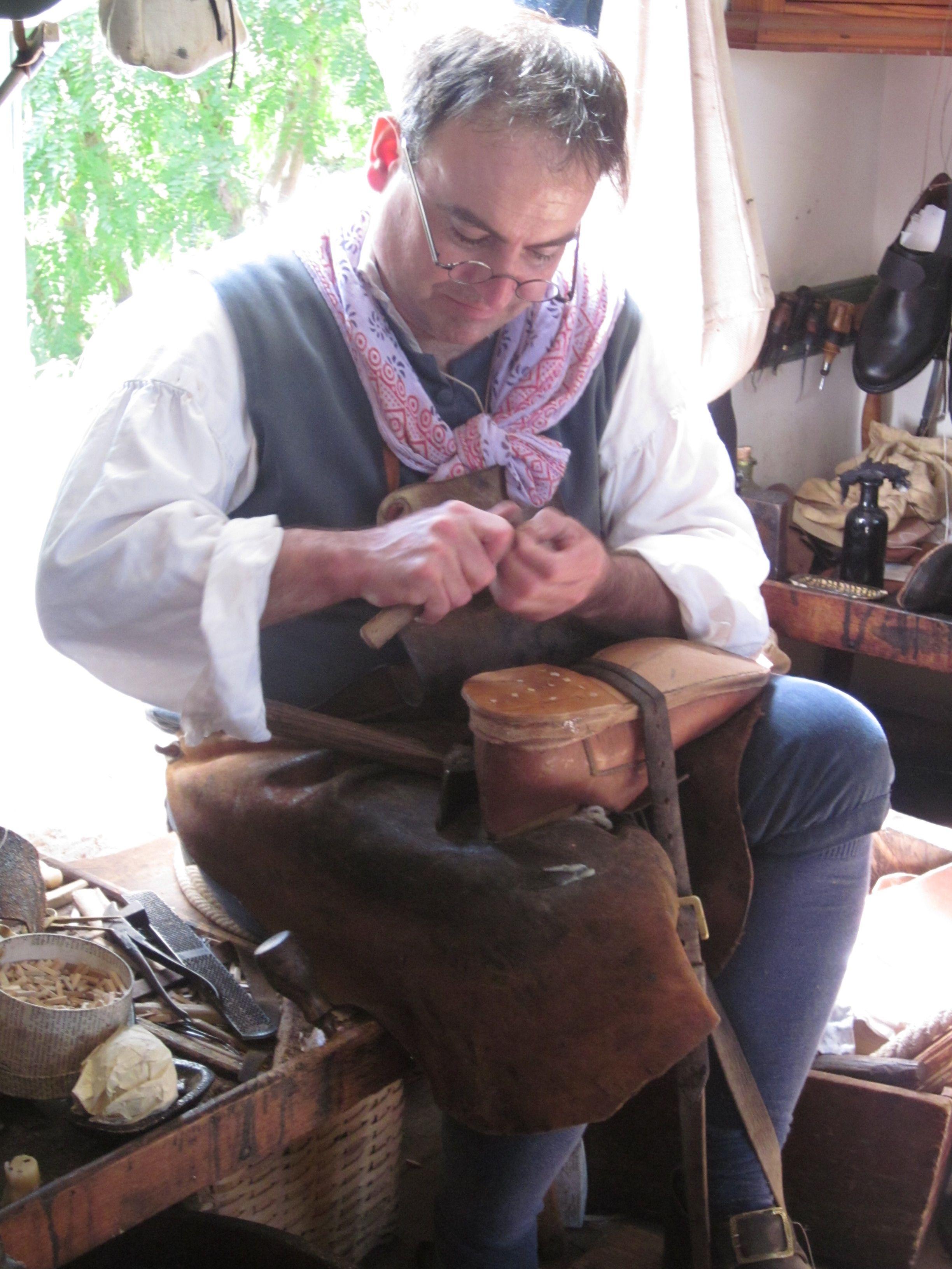 Colonial Weaver Shop