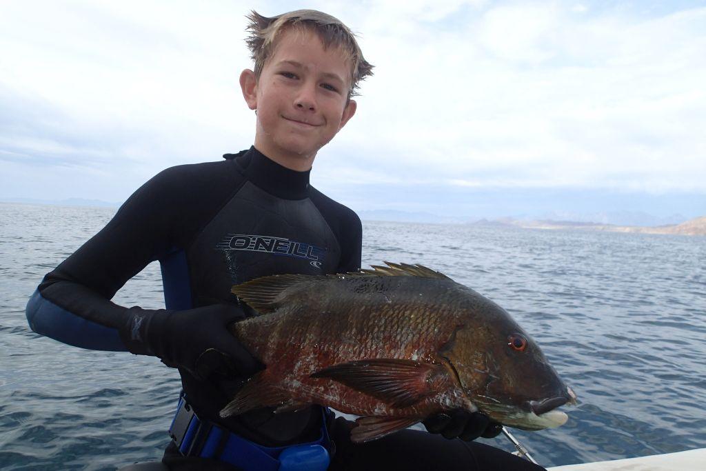Show my homework loreto fishing